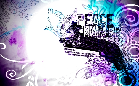 peace_maker_wallpaper_by_djduzky-d3f0e08